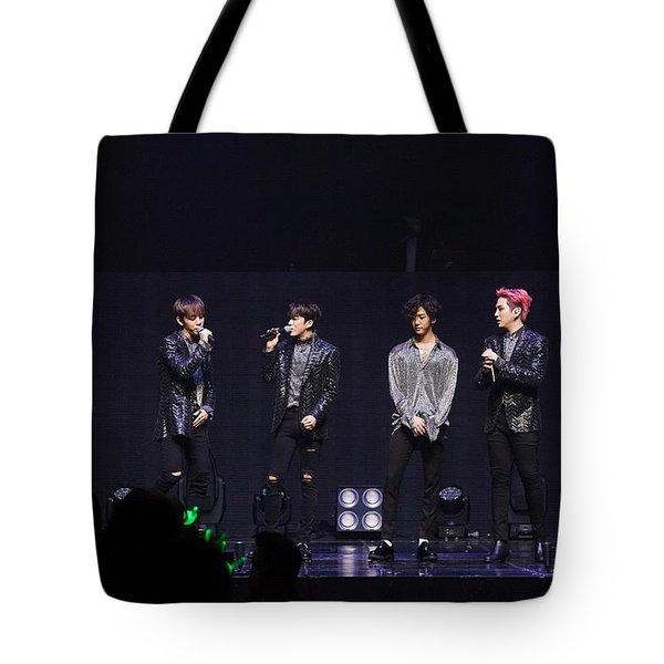 B.a.p Tote Bag