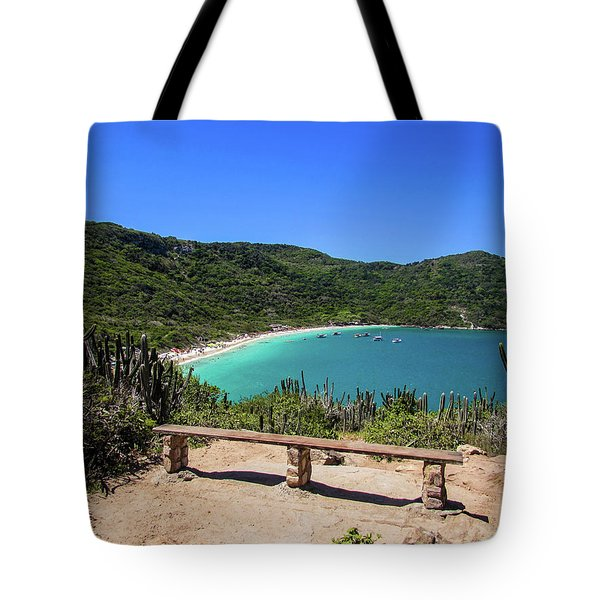 Beautiful Landscape Tote Bag