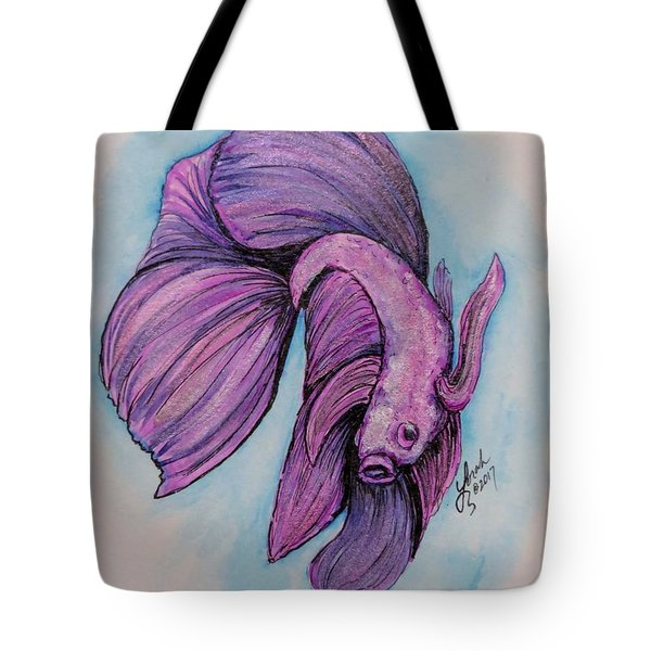 Betta Tote Bag