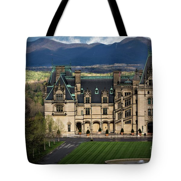 Biltmore Estate Tote Bag