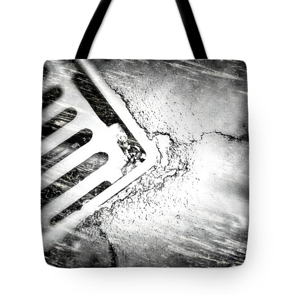 #blackandwhite #bnw #monochrome Tote Bag