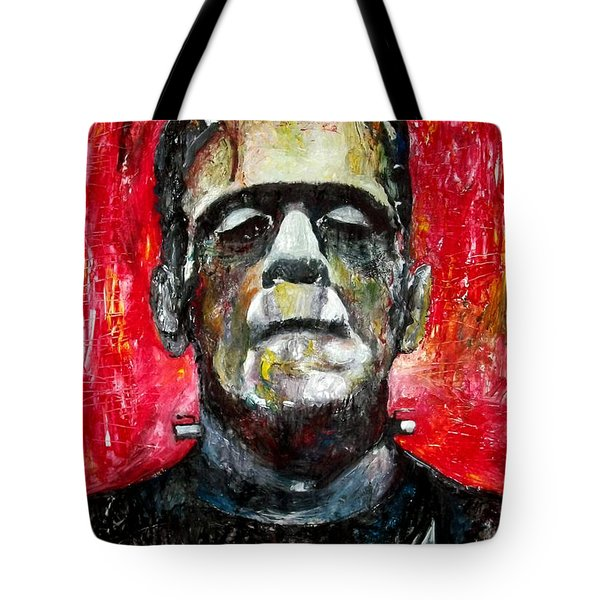 Boris Karloff - Frankenstein Tote Bag