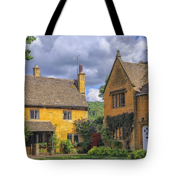 Broadway Village Tote Bag