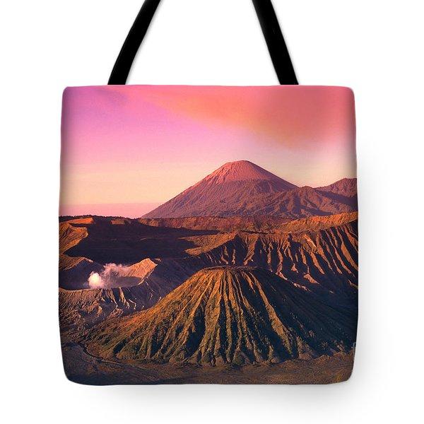 Bromo Tengger Semeru Tote Bag by Gloria & Richard Maschmeyer - Printscapes