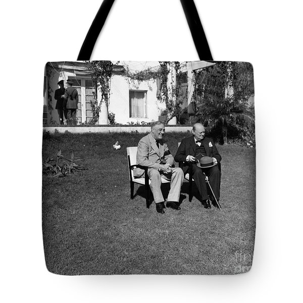 Casablanca Conference Tote Bag by Granger