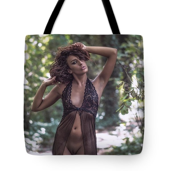 Dany Tote Bag by Traven Milovich
