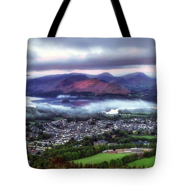 Derwentwater - Lake District Tote Bag