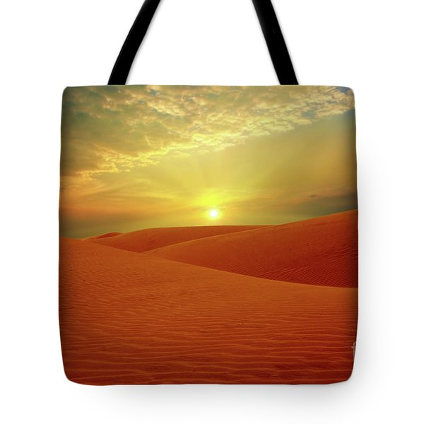 Desert Tote Bag by MotHaiBaPhoto Prints
