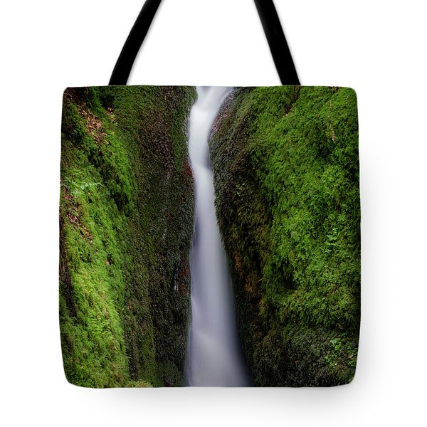 Dollar Glen In Clackmannanshire Tote Bag