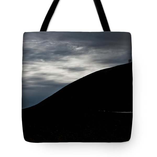 Etna, The Volcano Tote Bag