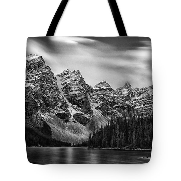 First Snow Tote Bag