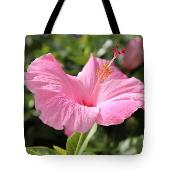 Flower Tote Bag by Anthony Jones