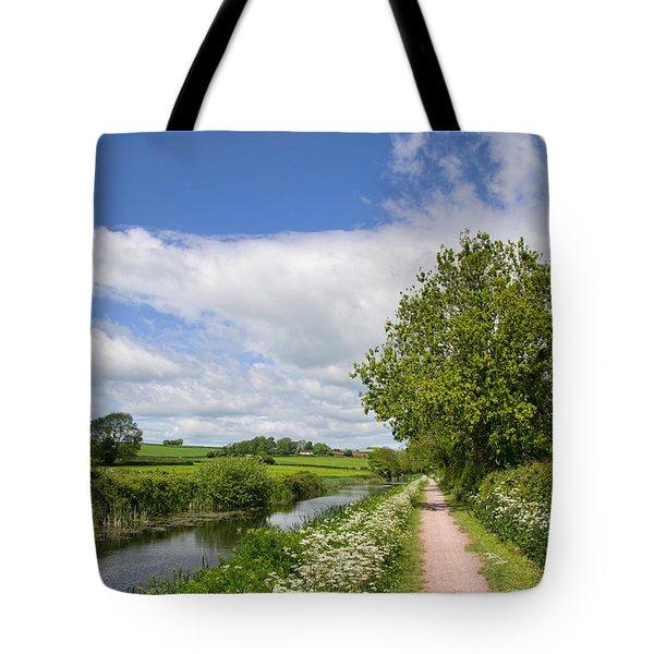 Grand Western Canal Tote Bag