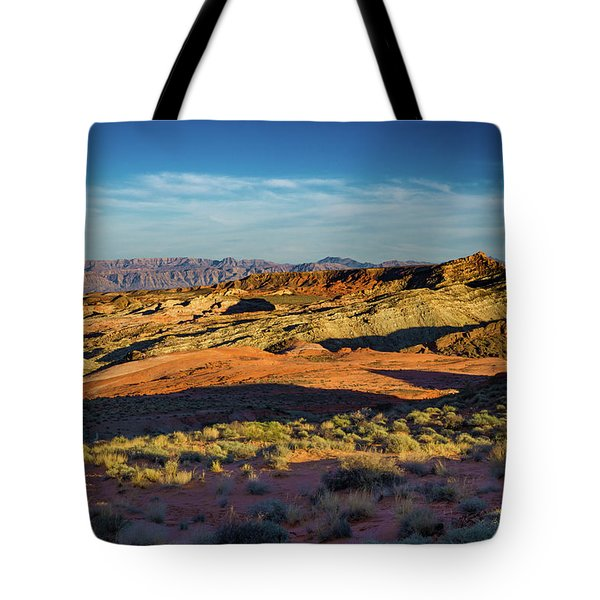 I Could Hear For Miles. Tote Bag