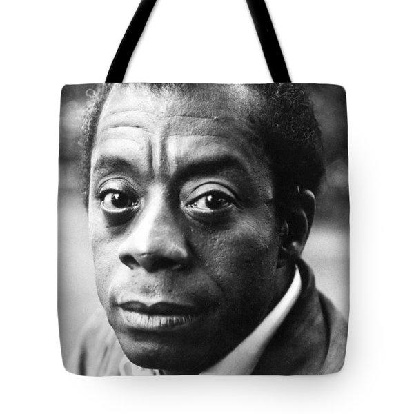 James Baldwin (1924-1987) Tote Bag