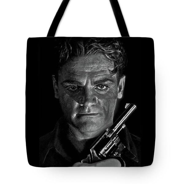 James Cagney - A Study Tote Bag