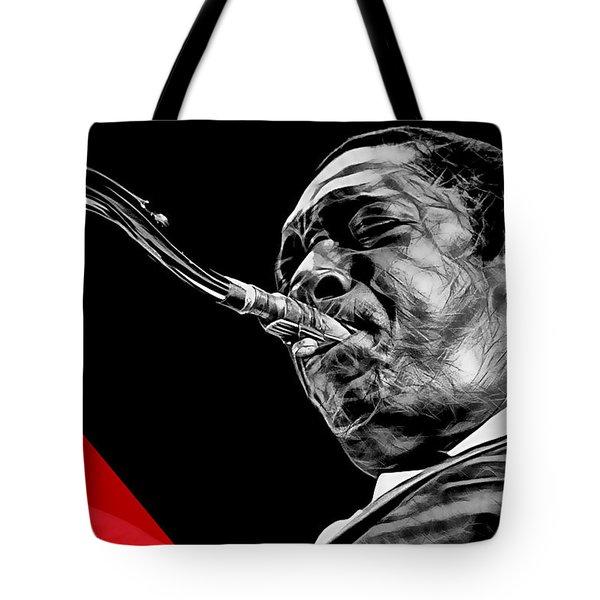 John Coltrane Collection Tote Bag