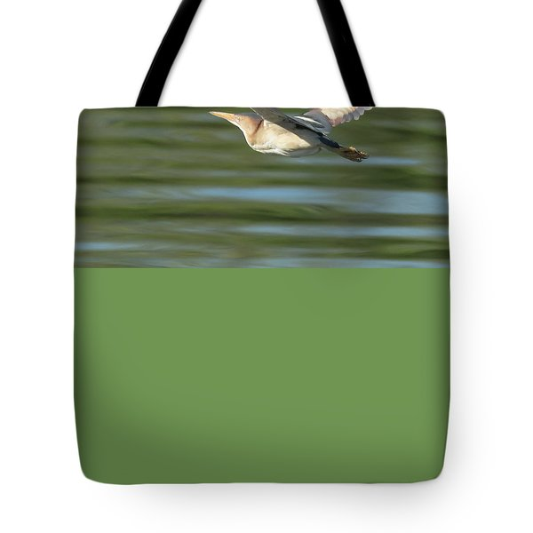 Least Bittern Tote Bag