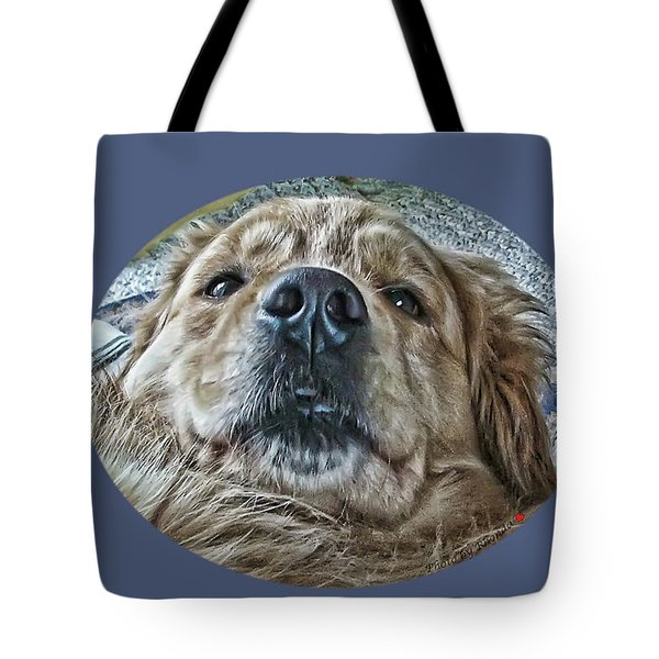 Love Tote Bag by Rhonda McDougall