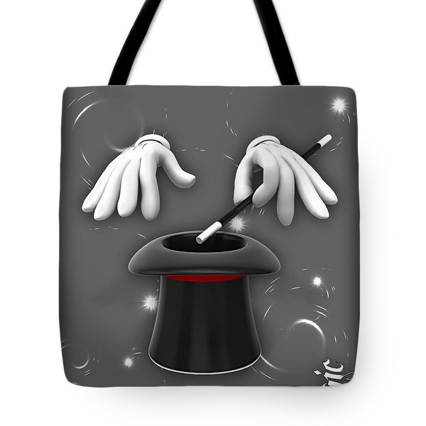 Magic Collection Tote Bag