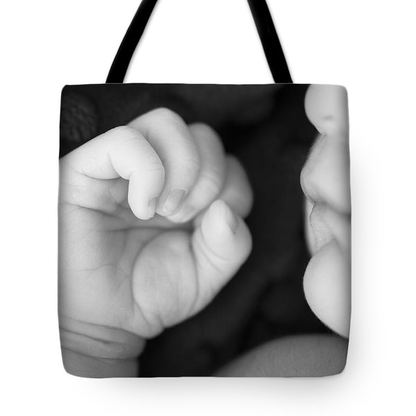Max Tote Bag by Marlo Horne