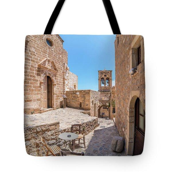 Monemvasia - Greece Tote Bag