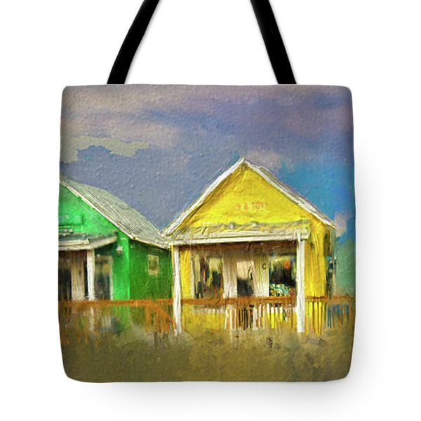 4 Of A Kind Tote Bag by Dale Stillman