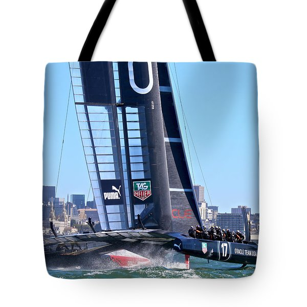 Prize Winning Tote Bag