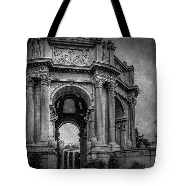 Tote Bag featuring the photograph Palace Of Fine Arts by Ryan Photography