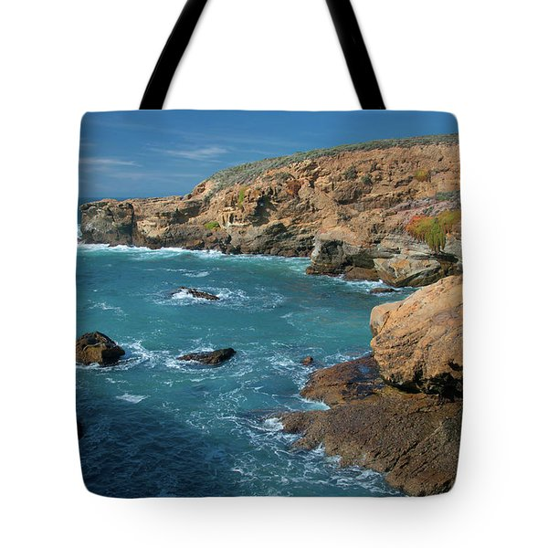 Point Lobos Tote Bag by Glenn Franco Simmons
