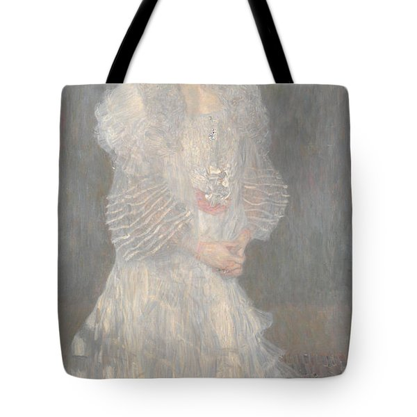 Portrait Of Hermine Gallia Tote Bag