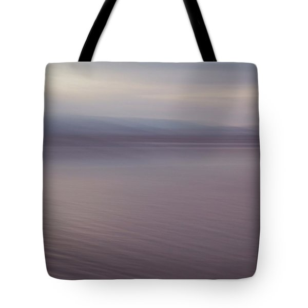 Quiet Before Morning Tote Bag