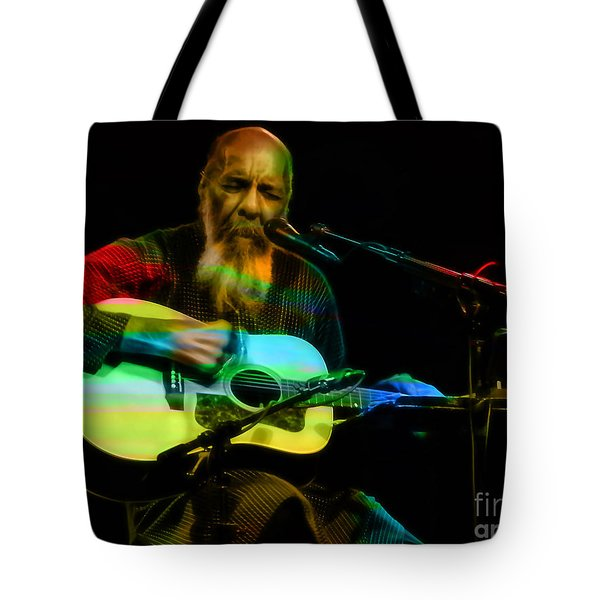 Richie Havens Collection Tote Bag
