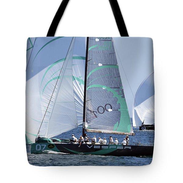 Rolex Capri Sailing Week 2014 Tote Bag
