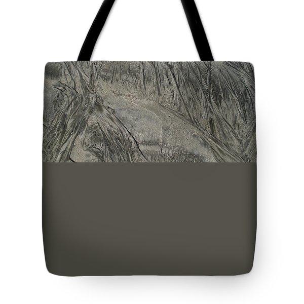 Sand Reels Tote Bag