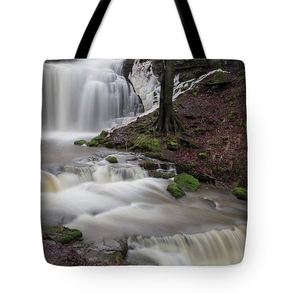 Scalber Force Tote Bag
