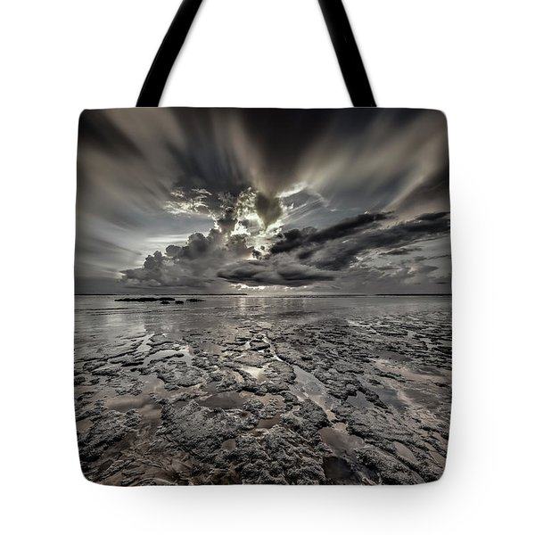 Seascape Of Hilton Head Island Tote Bag