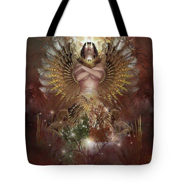 4 Seasons 1 Tote Bag