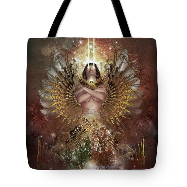 4 Seasons 1 Tote Bag