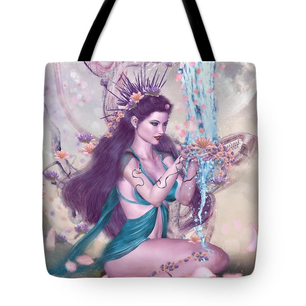 4 Seasons 2 Tote Bag