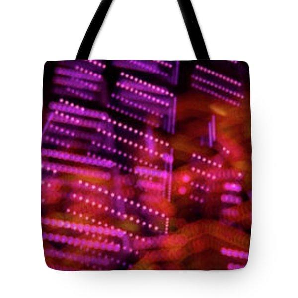 Singapore Night Urban City Light - Series - Your Singapore Tote Bag