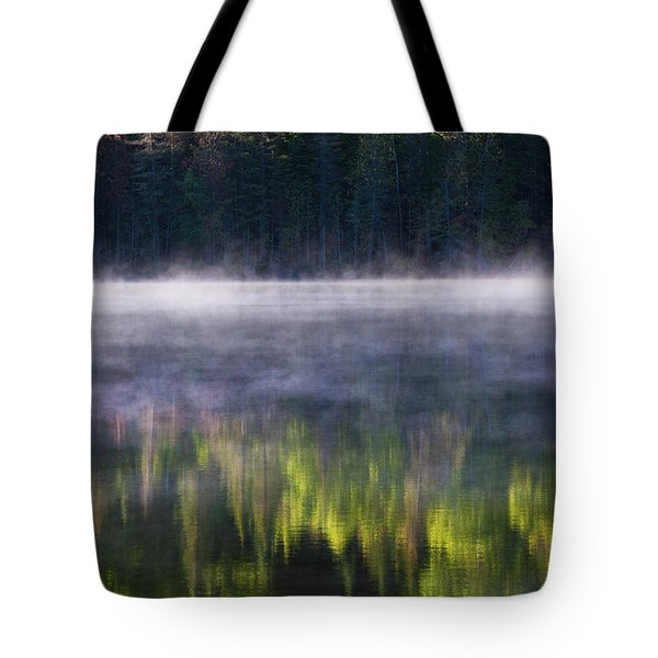 Summer Morning Tote Bag by Mircea Costina Photography