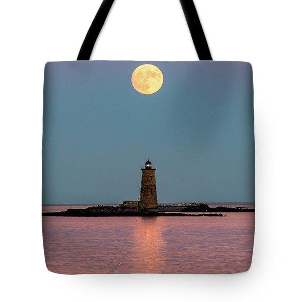 Super Moon 2016 Tote Bag