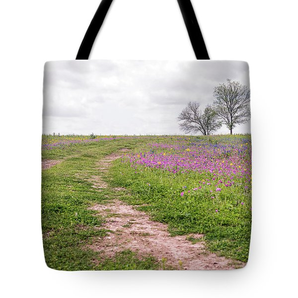 Texas Wildflowers 3 Tote Bag