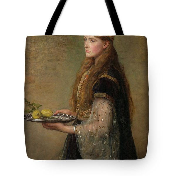 The Captive Tote Bag