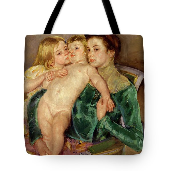 The Caress Tote Bag