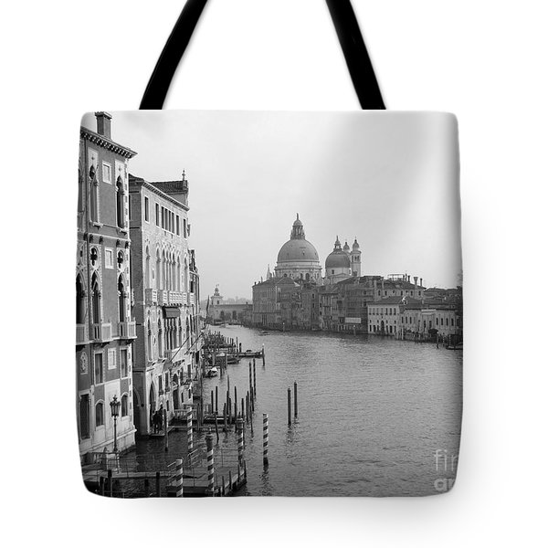 The Grand Canal In Venice Tote Bag