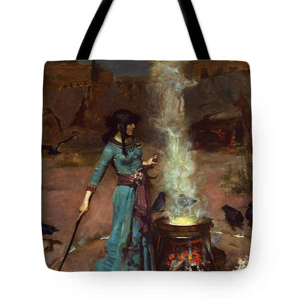 The Magic Circle Tote Bag