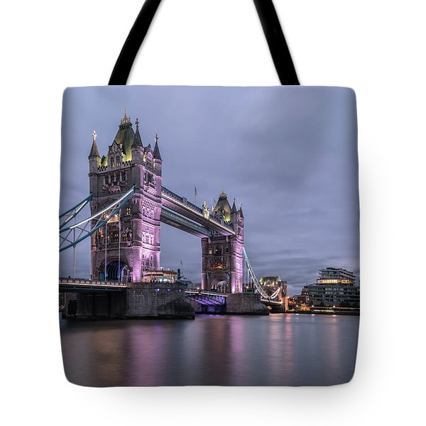 Tower Bridge - London Tote Bag