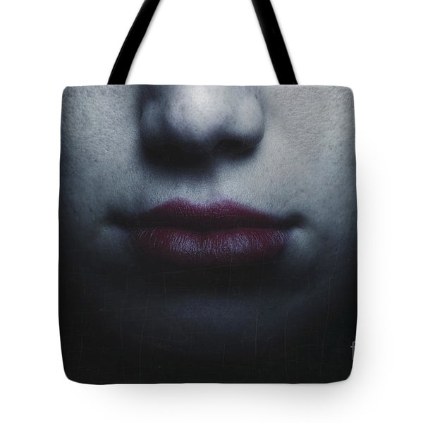 Trust Yourself Then You Will Know How To Live Tote Bag